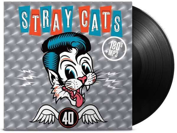 40 (LP, Black Vinyl)
