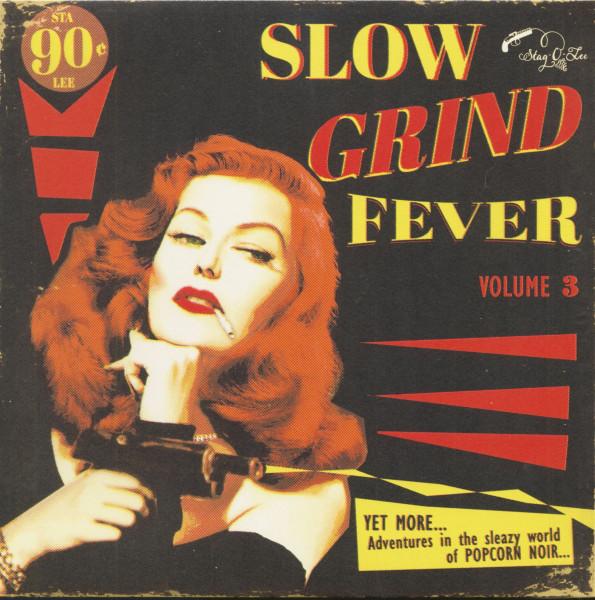 Slow Grind Fever Vol.3 (LP)