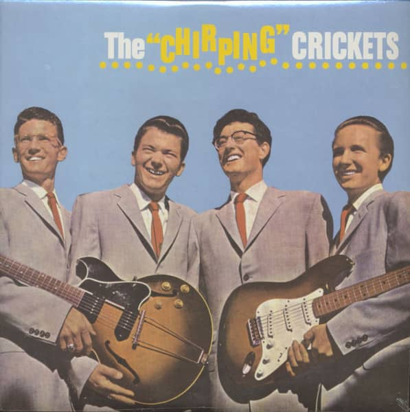 The 'Chirping Crickets' (LP, 180g Vinyl)