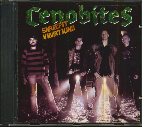 Snakepit Vibrations (CD)