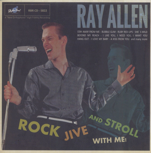 Rock, Jive And Stroll With Me!