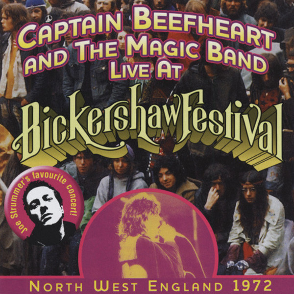 Live At The Bickershaw Festival 1972
