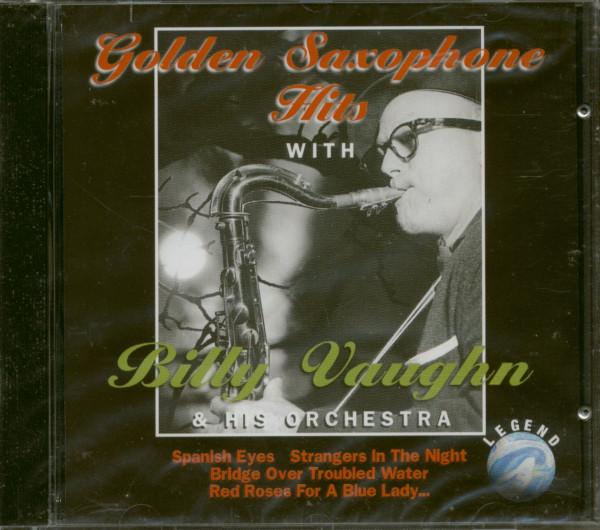 Golden Saxophone Hits (CD)