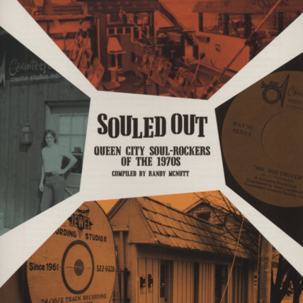 Souled Out: Queen City Soul Rockers 1970s