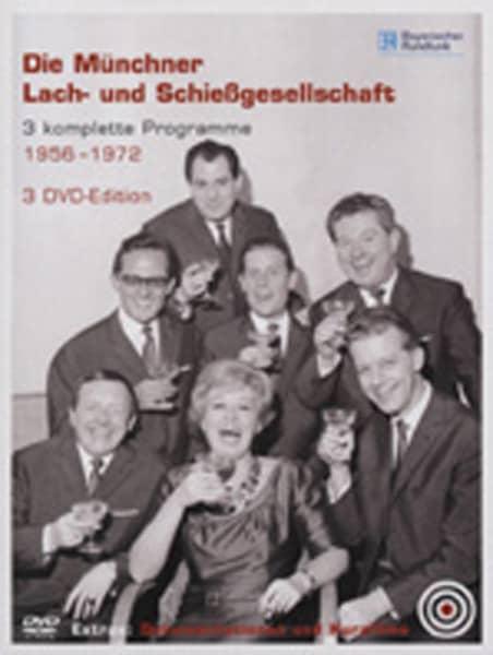 Drei komplette Programme 1956-72 (3-DVD Box)