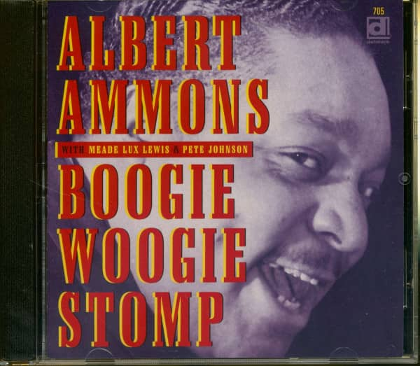 Boogie Woogie Stomp