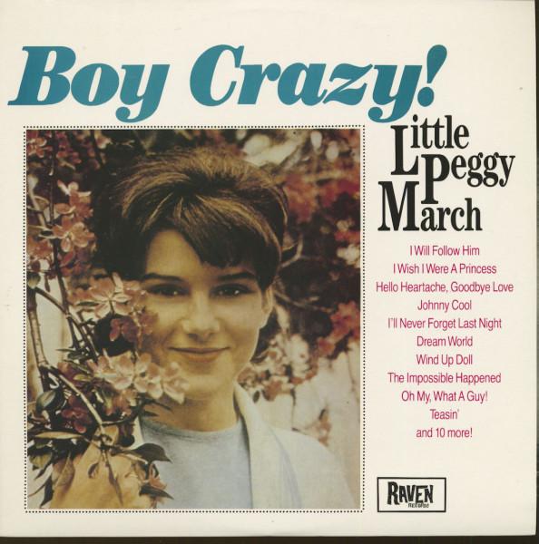 Boy Crazy (LP)