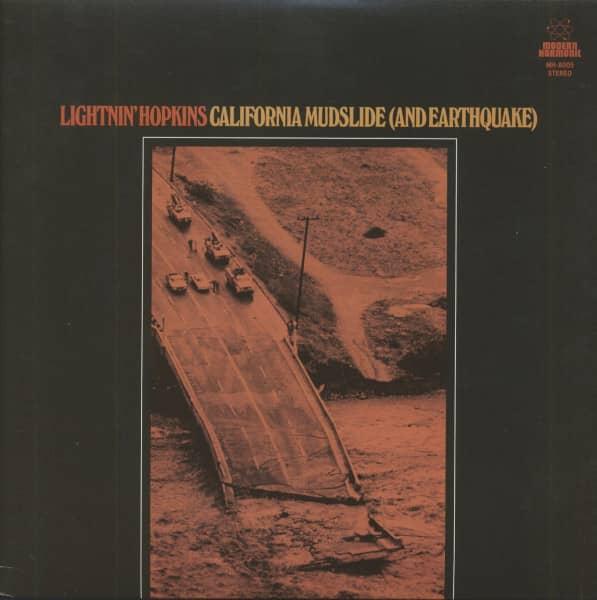California Mudslide - And Earthquake (LP)