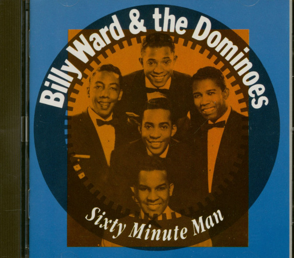 Sixty Minute Man (CD)