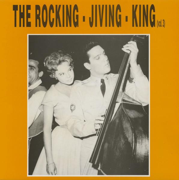 The Rocking Jiving King Vol.3 (LP)
