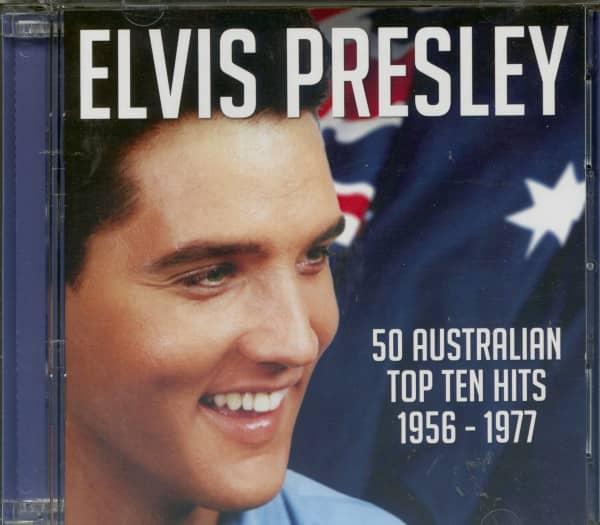 50 Australian Top Ten Hits (2-CD)