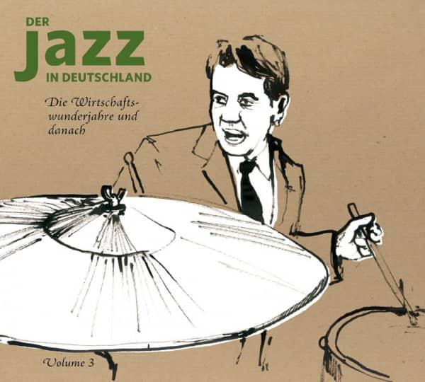 Jazz in Deutschland, Teil 3 (3-CD)