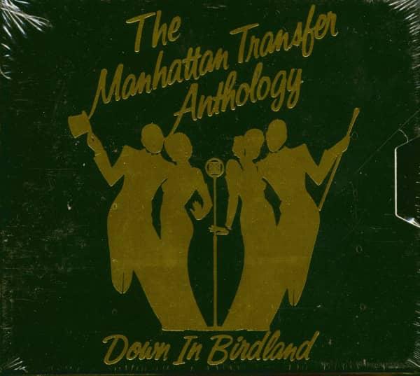 The Manhattan Transfer Anthology - Down In Birdland (2-CD)