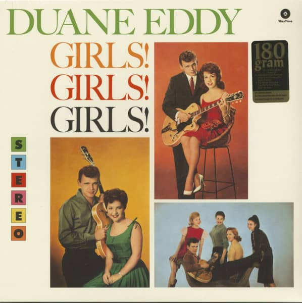 Girls! Girls! Girls! (LP, 180g Vinyl)