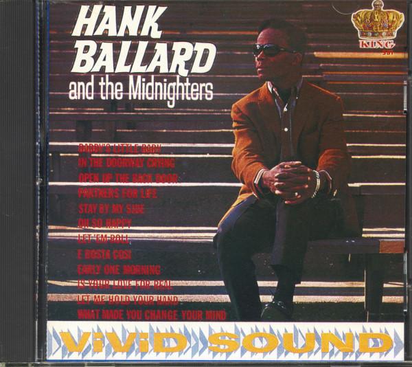 Hank Ballard & The Midnighters (CD)