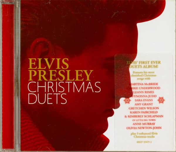 Christmas Duets (CD)