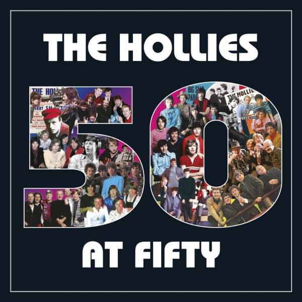 50 At Fifty (3-CD)