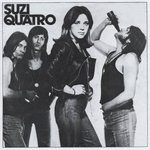 Suzi Quatro (1973)...plus
