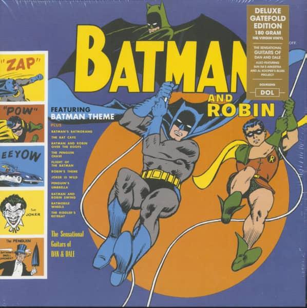 Sun Ra & The Blues Project Play Batman And Robin (LP, 180g Vinyl)