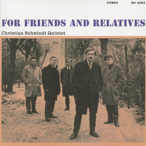 For Friends And Relatives (Vinyl)