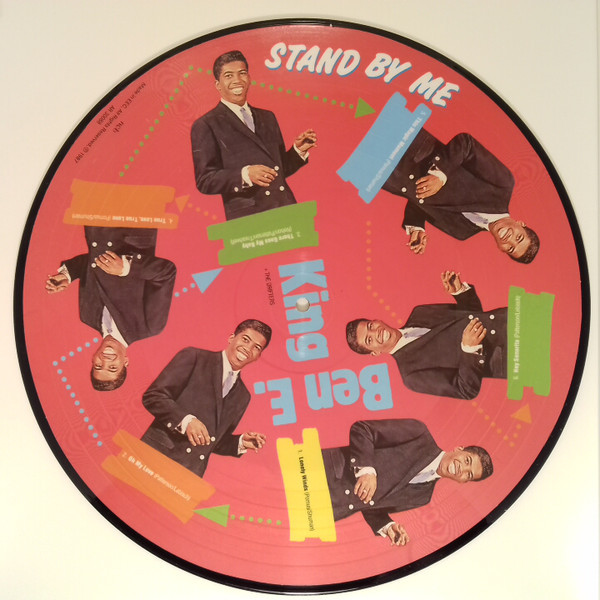 Stand By Me - Ben E. King & The Drifters (LP, Picture Disc)
