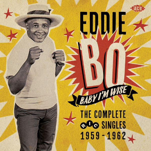 Baby I'm Wise-Complete Ric Singles 1959-1962