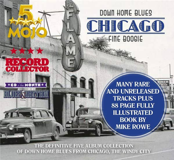 Down Home Blues Chicago (5-CD)