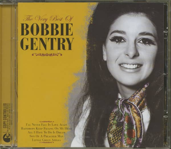 The Very Best Of Bobbie Gentry (CD)