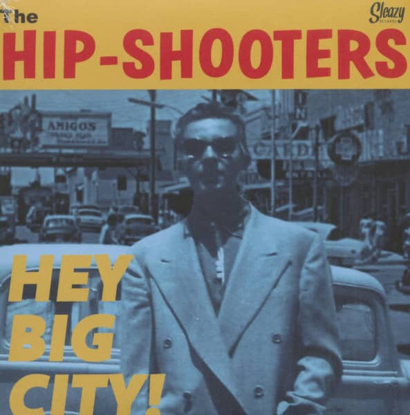 Hey Big City! (7inch, 45rpm, EP, PS)