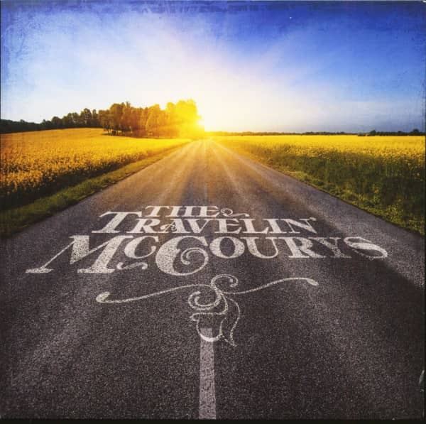 The Travelin' McCourys (CD)