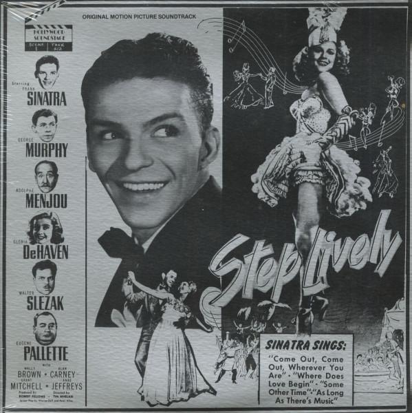 Step Lively - Original Motion Picture Soundtrack (LP)