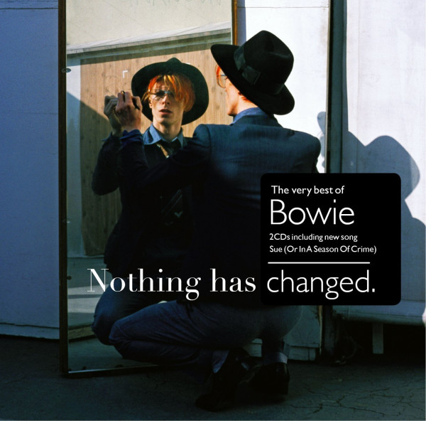 Nothing Has Changed: The Best Of Bowie (2-CD)