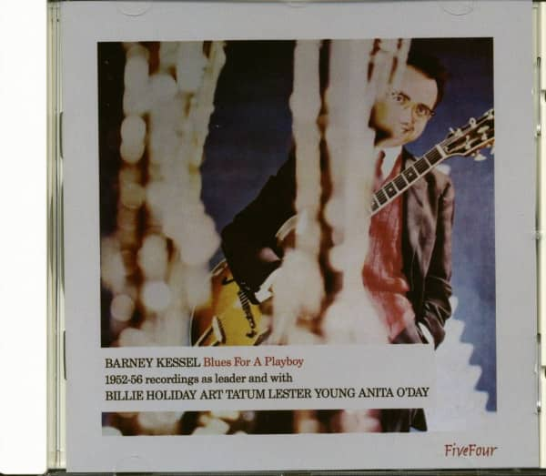 Blues For A Playboy (CD)