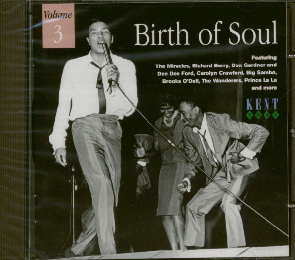 Birth Of Soul Vol.3 (CD)