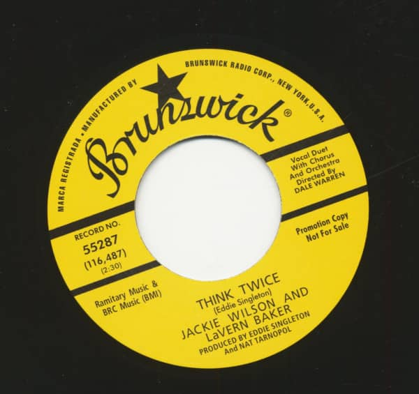 Think Twice - Wrapped, Tied And Tangled (7inch, 45rpm, BC)