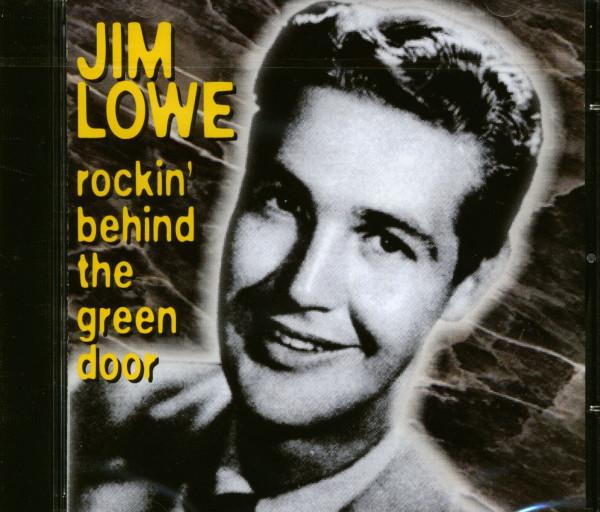 Rockin' Behind The Green Door (CD)