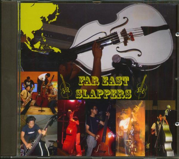Far East Slappers (CD)