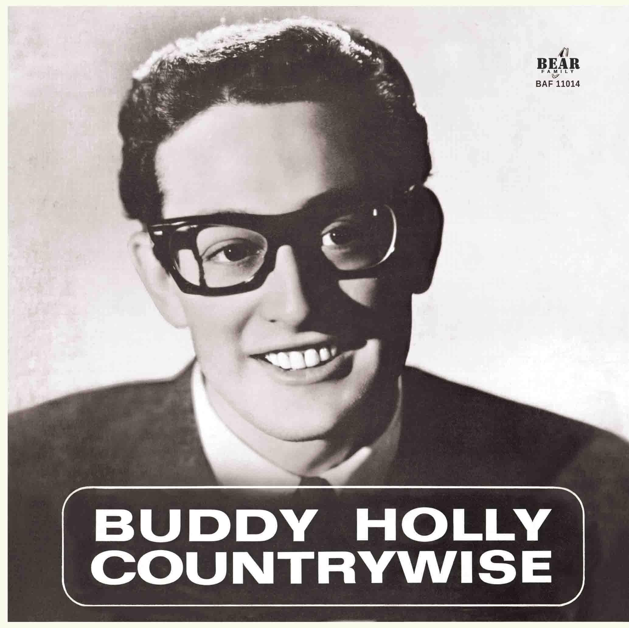 ba88f0fe8801 Buddy Holly LP (10 inch)  Countrywise (LP