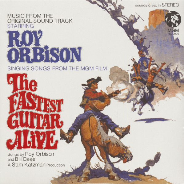 The Fastest Guitar Alive - Music From The Original Soundtrack (LP, 180g Vinyl)