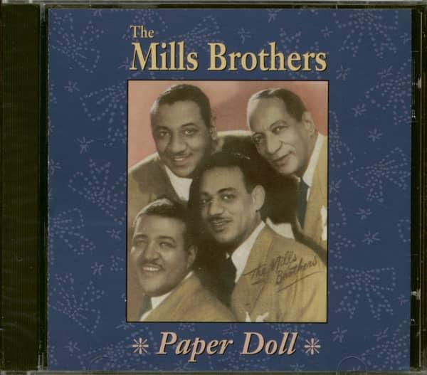Paper Doll (CD)