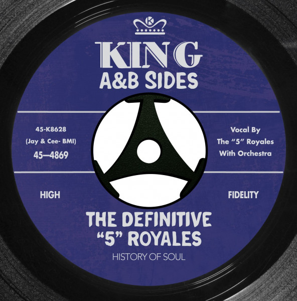 Definitive '5' Royales: King A&B Sides (2-CD)