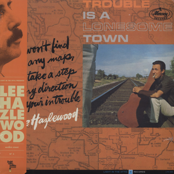 Trouble Is A Lonesome Town (1963)..plus 2-LP