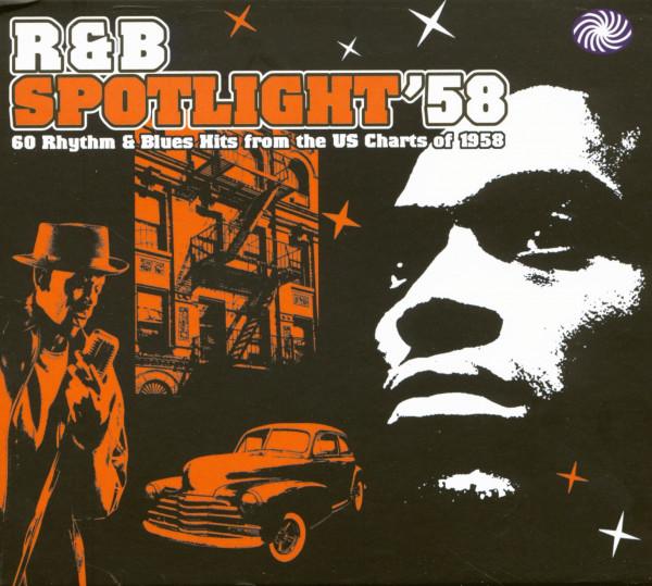 R&B Spotlight '58 (2-CD)