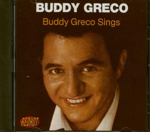 Buddy Greco Sings (CD)