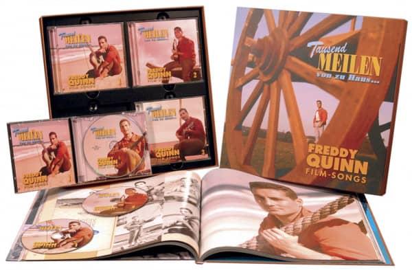 Tausend Meilen (4-CD Deluxe Box Set)