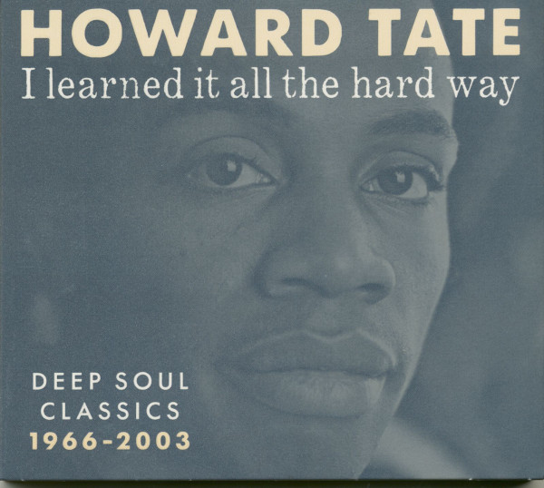 I Learned It All the Hard Way (CD)