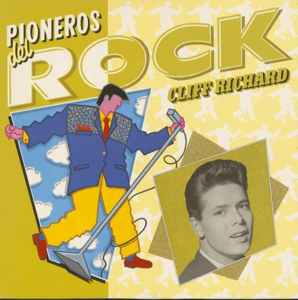 Pioneros Del Rock (LP)