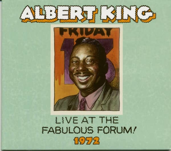 Live At The Fabulous Forum 1972