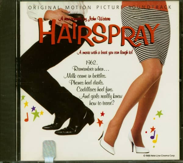 Hairspray - Original Motion Picture Soundtrack (CD)