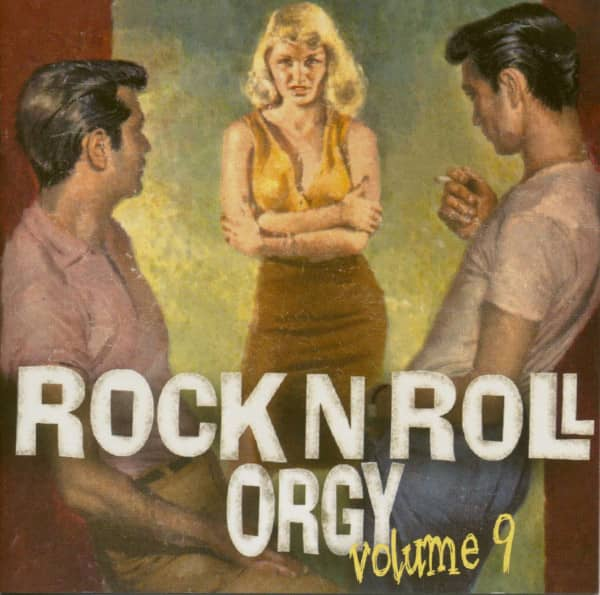 Rock and roll orgy volume 4